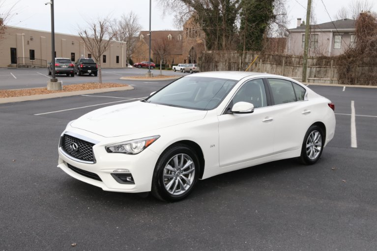 Used 2019 INFINITI Q50 2.0t Pure AWD 2.0T Pure for sale Sold at Auto Collection in Murfreesboro TN 37130 2