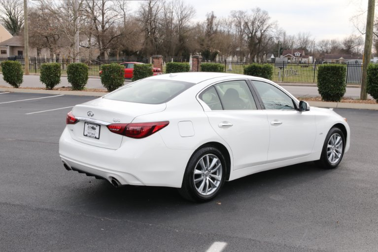 Used 2019 INFINITI Q50 2.0t Pure AWD 2.0T Pure for sale Sold at Auto Collection in Murfreesboro TN 37130 3