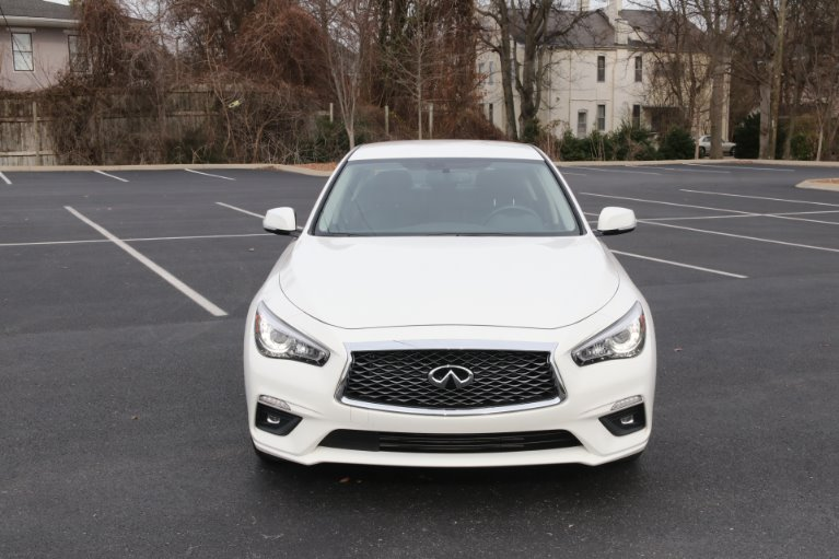 Used 2019 INFINITI Q50 2.0t Pure AWD 2.0T Pure for sale Sold at Auto Collection in Murfreesboro TN 37130 5