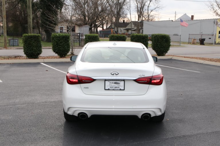Used 2019 INFINITI Q50 2.0t Pure AWD 2.0T Pure for sale Sold at Auto Collection in Murfreesboro TN 37130 6