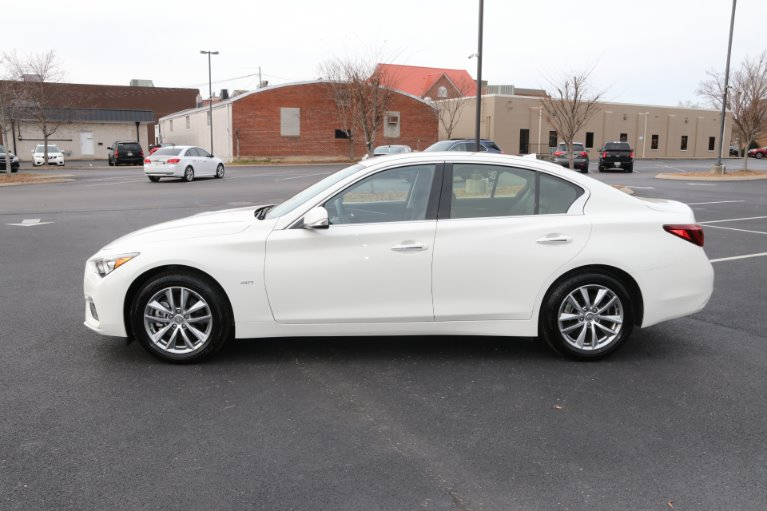 Used 2019 INFINITI Q50 2.0t Pure AWD 2.0T Pure for sale Sold at Auto Collection in Murfreesboro TN 37130 7