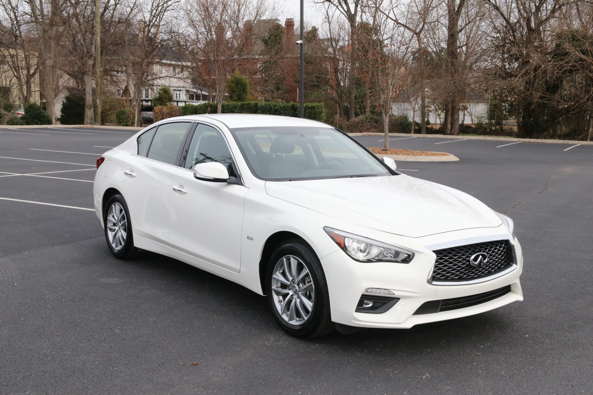 Used 2019 INFINITI Q50 2.0t Pure AWD 2.0T Pure for sale Sold at Auto Collection in Murfreesboro TN 37130 1