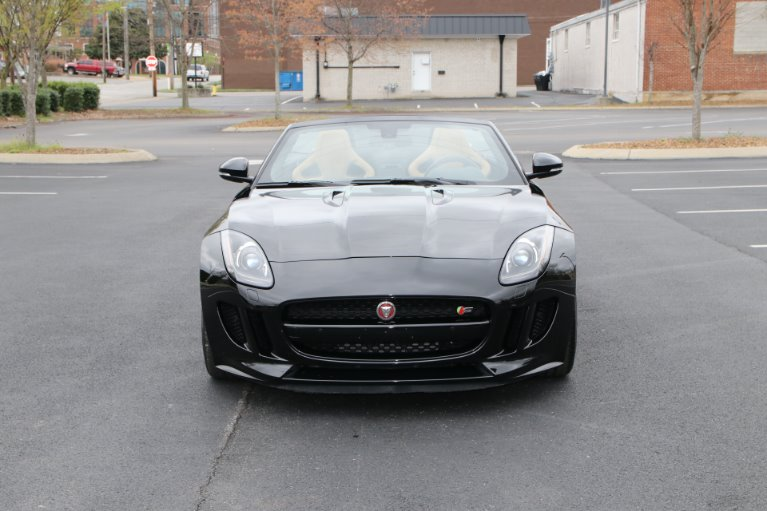 Used 2015 Jaguar F-TYPE S RWD CONVERTIBLE W/NAV S for sale $45,100 at Auto Collection in Murfreesboro TN 37129 5