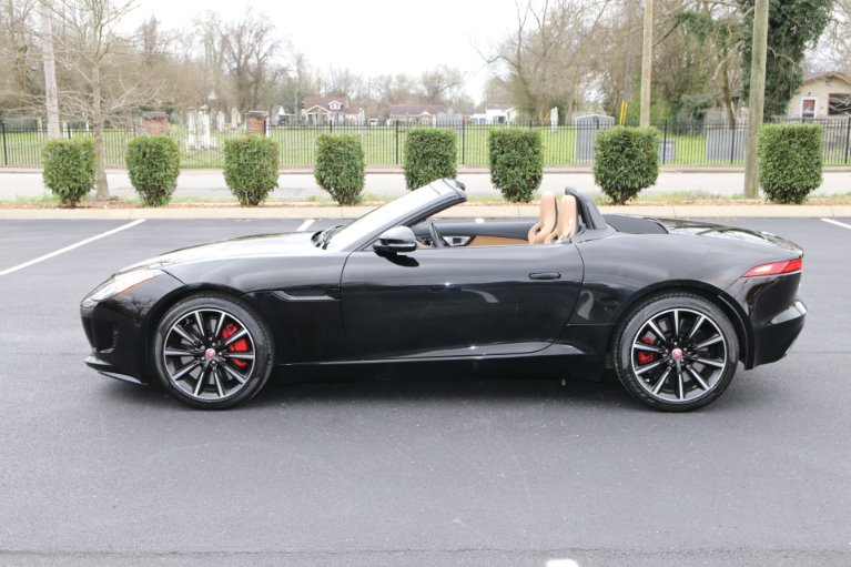 Used 2015 Jaguar F-TYPE S RWD CONVERTIBLE W/NAV S for sale Sold at Auto Collection in Murfreesboro TN 37130 7