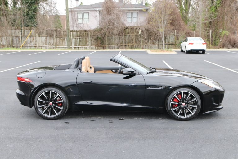 Used 2015 Jaguar F-TYPE S RWD CONVERTIBLE W/NAV S for sale Sold at Auto Collection in Murfreesboro TN 37130 8