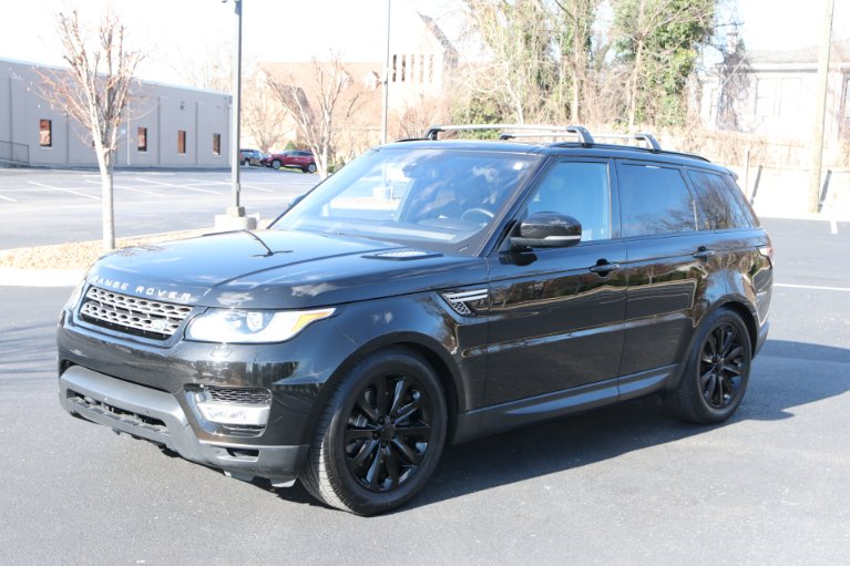 Used 2016 Land Rover Range Rover Sport V6 SUPERCHARGED HSE AWD HSE for sale Sold at Auto Collection in Murfreesboro TN 37130 2