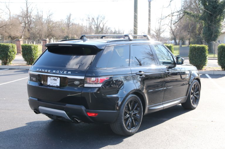 Used 2016 Land Rover Range Rover Sport V6 SUPERCHARGED HSE AWD HSE for sale Sold at Auto Collection in Murfreesboro TN 37129 3