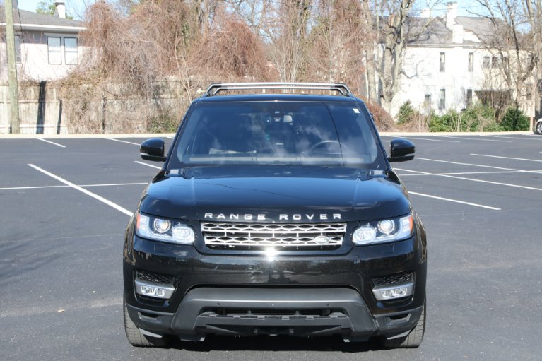 Used 2016 Land Rover Range Rover Sport V6 SUPERCHARGED HSE AWD HSE for sale Sold at Auto Collection in Murfreesboro TN 37130 5