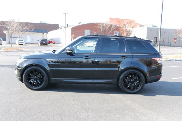 Used 2016 Land Rover Range Rover Sport V6 SUPERCHARGED HSE AWD HSE for sale Sold at Auto Collection in Murfreesboro TN 37129 7