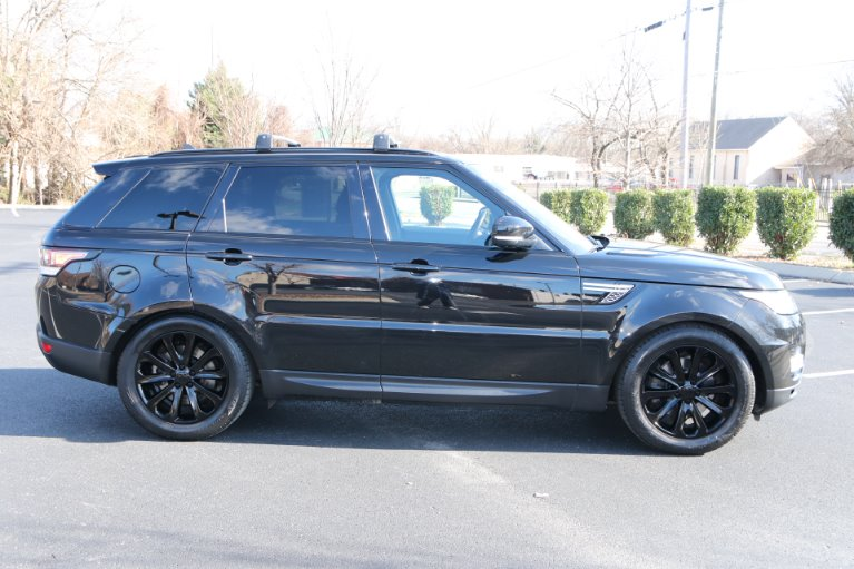 Used 2016 Land Rover Range Rover Sport V6 SUPERCHARGED HSE AWD HSE for sale Sold at Auto Collection in Murfreesboro TN 37129 8