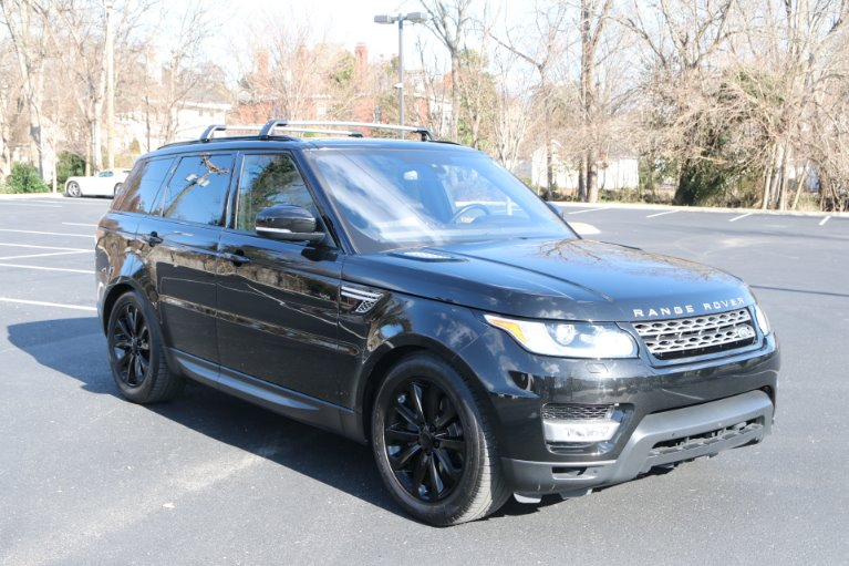 Used 2016 Land Rover Range Rover Sport V6 SUPERCHARGED HSE AWD HSE for sale Sold at Auto Collection in Murfreesboro TN 37130 1