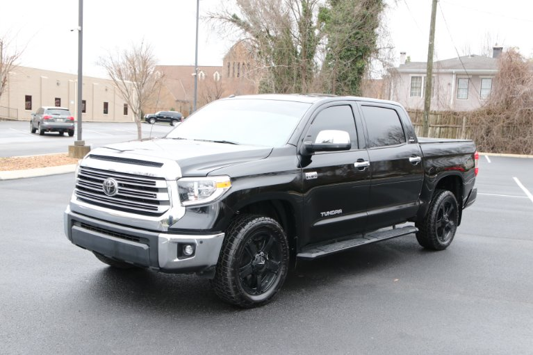 Used 2019 Toyota Tundra LIMITED CREW CAB 4X4 W/NAV Limited for sale Sold at Auto Collection in Murfreesboro TN 37130 2