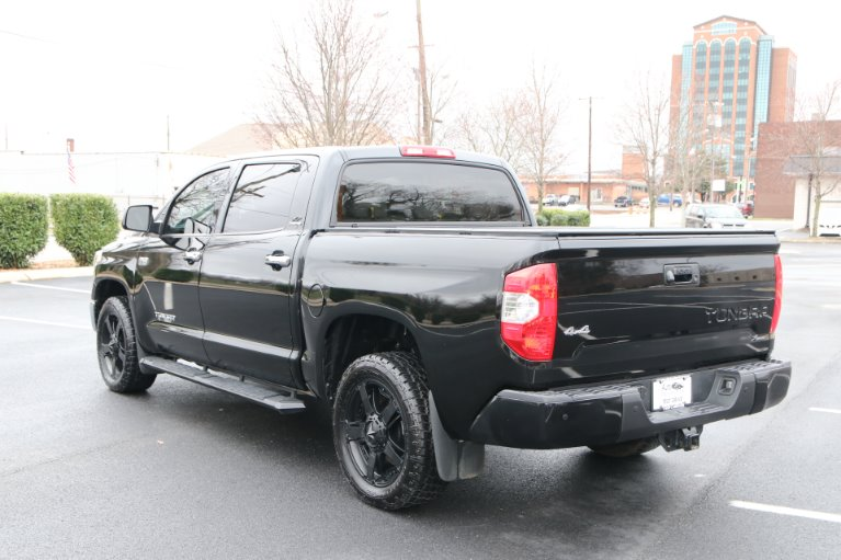 Used 2019 Toyota Tundra LIMITED CREW CAB 4X4 W/NAV Limited for sale Sold at Auto Collection in Murfreesboro TN 37130 4