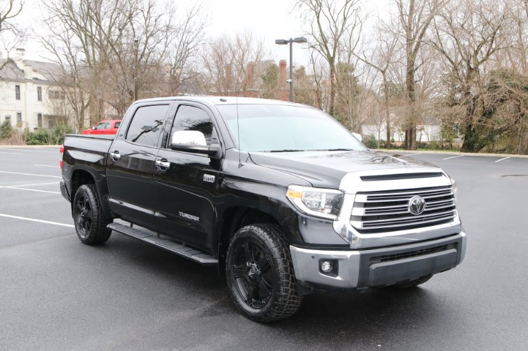 Used 2019 Toyota Tundra LIMITED CREW CAB 4X4 W/NAV Limited for sale Sold at Auto Collection in Murfreesboro TN 37130 1
