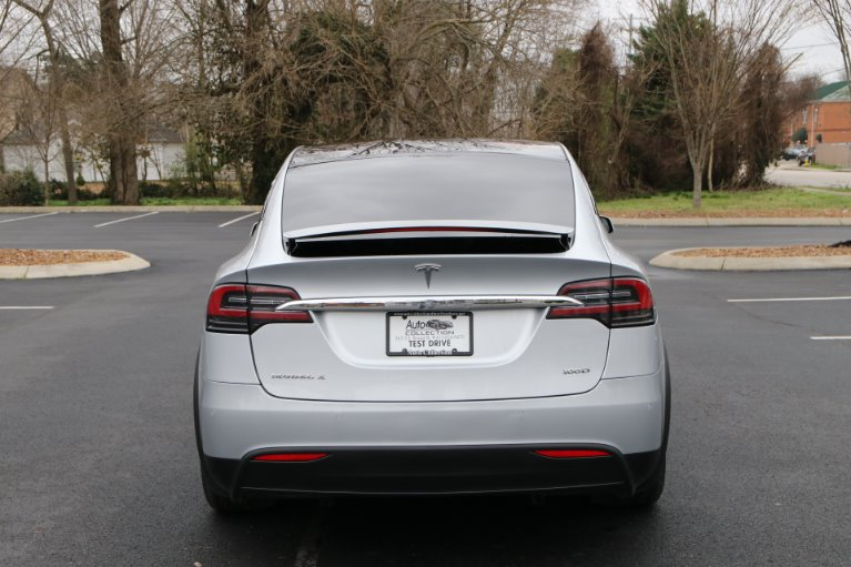 Used 2017 Tesla Model X 100D AWD W/NAV 100D for sale Sold at Auto Collection in Murfreesboro TN 37129 6