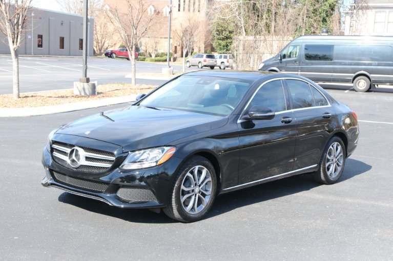 Used 2016 Mercedes-Benz C300 LUXURY RWD W/NAV C 300 Luxury for sale Sold at Auto Collection in Murfreesboro TN 37130 2