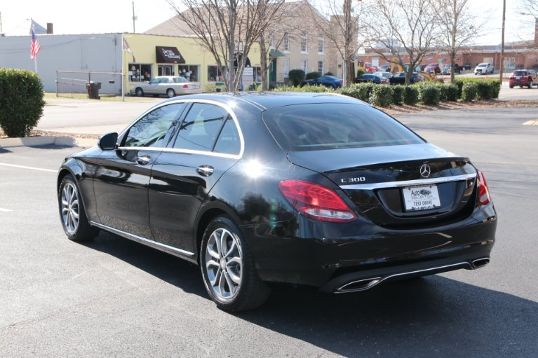 Used 2016 Mercedes-Benz C300 LUXURY RWD W/NAV C 300 Luxury for sale Sold at Auto Collection in Murfreesboro TN 37130 4