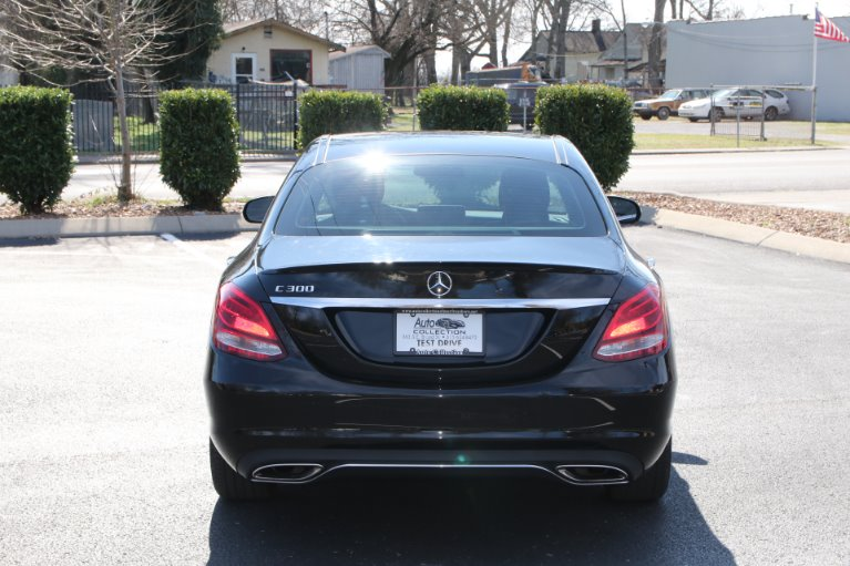 Used 2016 Mercedes-Benz C300 LUXURY RWD W/NAV C 300 Luxury for sale Sold at Auto Collection in Murfreesboro TN 37130 6
