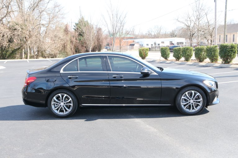 Used 2016 Mercedes-Benz C300 LUXURY RWD W/NAV C 300 Luxury for sale Sold at Auto Collection in Murfreesboro TN 37130 8