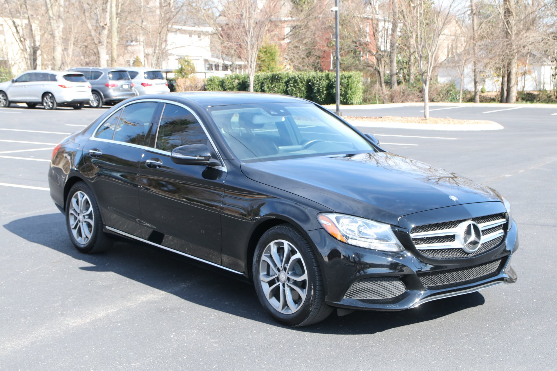 Used 2016 Mercedes-Benz C300 LUXURY RWD W/NAV C 300 Luxury for sale Sold at Auto Collection in Murfreesboro TN 37130 1