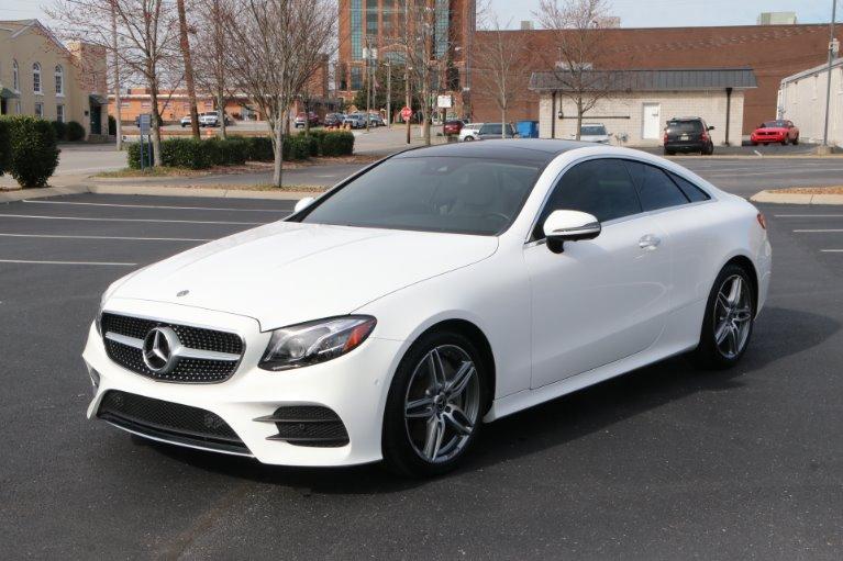 Used 2019 Mercedes-Benz E450 COUPE AMG LINE W/NAV E 450 for sale Sold at Auto Collection in Murfreesboro TN 37130 2