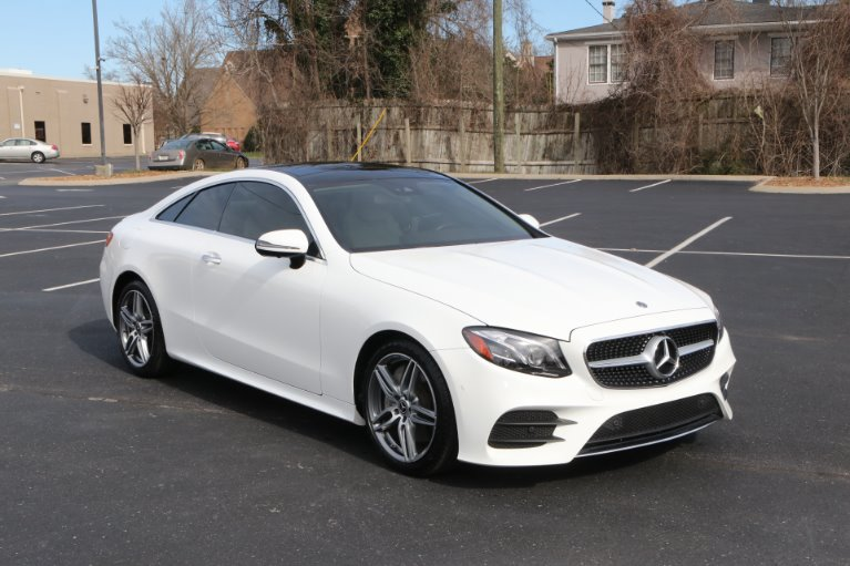 Used Used 2019 Mercedes-Benz E450 COUPE AMG LINE W/NAV E 450 for sale $55,950 at Auto Collection in Murfreesboro TN