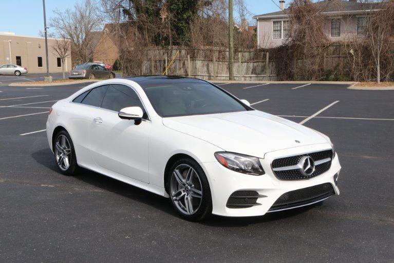 Used 2019 Mercedes-Benz E450 COUPE AMG LINE W/NAV E 450 for sale Sold at Auto Collection in Murfreesboro TN 37130 1