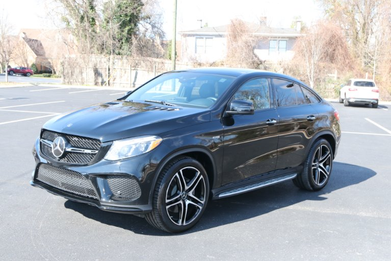 Used 2019 Mercedes-Benz GLE43 AMG 43 4MATICCOUPE W/NAV AMG GLE 43 for sale Sold at Auto Collection in Murfreesboro TN 37130 2