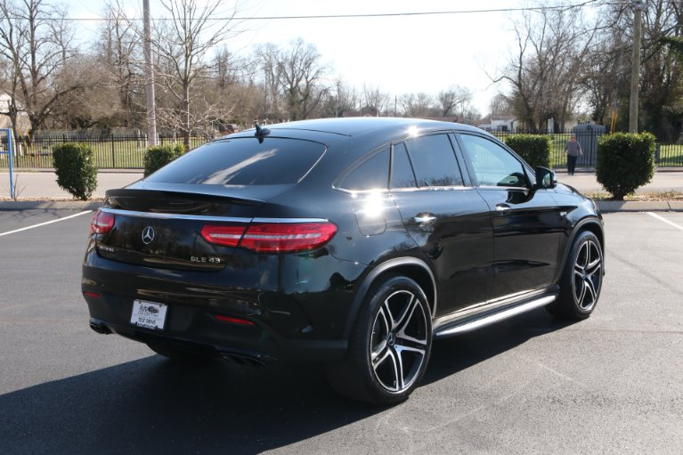 Used 2019 Mercedes-Benz GLE43 AMG 43 4MATICCOUPE W/NAV AMG GLE 43 for sale Sold at Auto Collection in Murfreesboro TN 37130 3