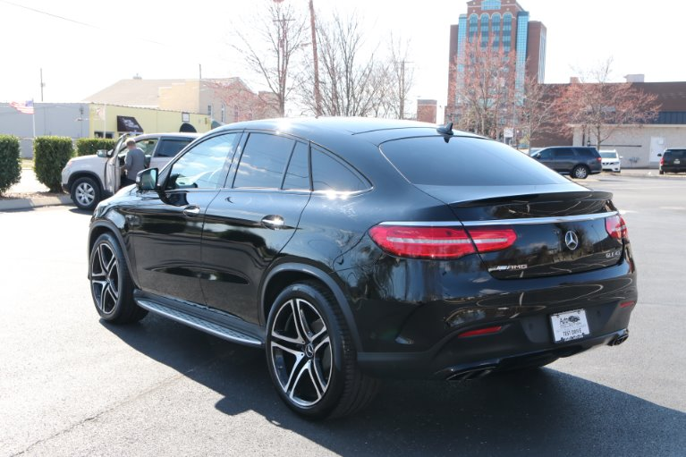 Used 2019 Mercedes-Benz GLE43 AMG 43 4MATICCOUPE W/NAV AMG GLE 43 for sale Sold at Auto Collection in Murfreesboro TN 37130 4