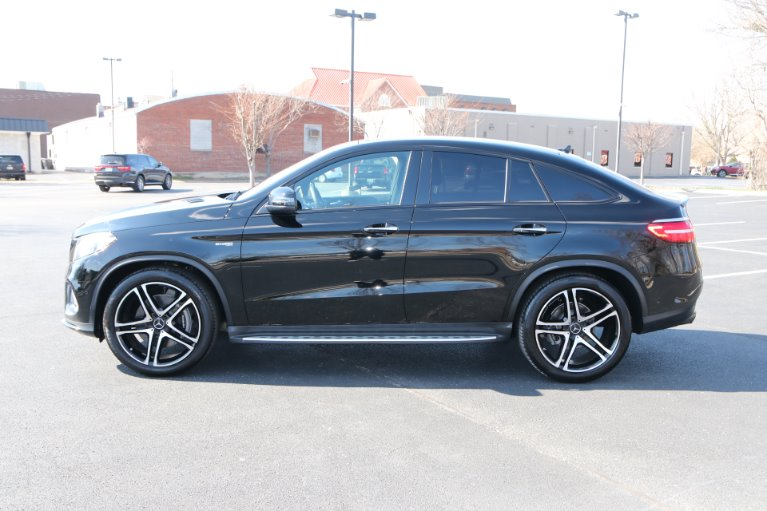 Used 2019 Mercedes-Benz GLE43 AMG 43 4MATICCOUPE W/NAV AMG GLE 43 for sale Sold at Auto Collection in Murfreesboro TN 37130 7