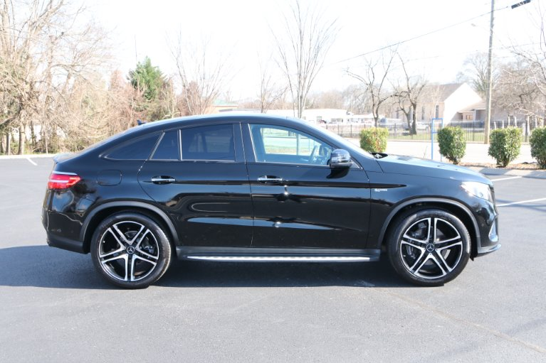 Used 2019 Mercedes-Benz GLE43 AMG 43 4MATICCOUPE W/NAV AMG GLE 43 for sale Sold at Auto Collection in Murfreesboro TN 37130 8