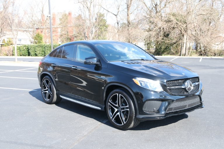 Used 2019 Mercedes-Benz GLE43 AMG 43 4MATICCOUPE W/NAV AMG GLE 43 for sale Sold at Auto Collection in Murfreesboro TN 37130 1