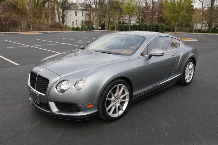 Used 2015 Bentley Continental GT GT V8 S for sale Sold at Auto Collection in Murfreesboro TN 37130 2