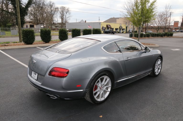 Used 2015 Bentley Continental GT GT V8 S for sale Sold at Auto Collection in Murfreesboro TN 37130 3