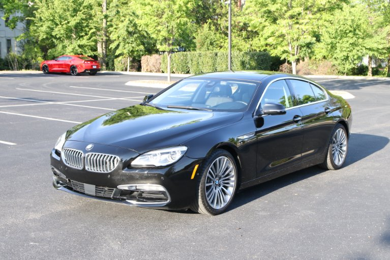 Used 2016 BMW 650i Xdrive GRAND COUPE AWD W/NAV 650i xDrive Gran Coupe for sale Sold at Auto Collection in Murfreesboro TN 37130 2