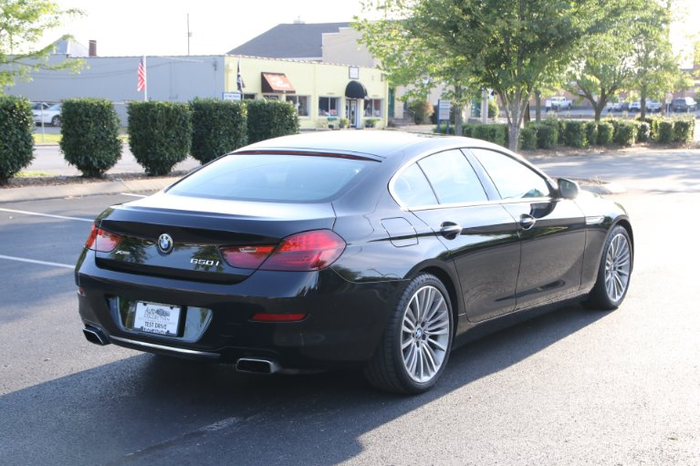 Used 2016 BMW 650i Xdrive GRAND COUPE AWD W/NAV 650i xDrive Gran Coupe for sale Sold at Auto Collection in Murfreesboro TN 37130 3