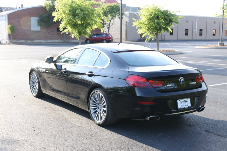Used 2016 BMW 650i Xdrive GRAND COUPE AWD W/NAV 650i xDrive Gran Coupe for sale Sold at Auto Collection in Murfreesboro TN 37130 4