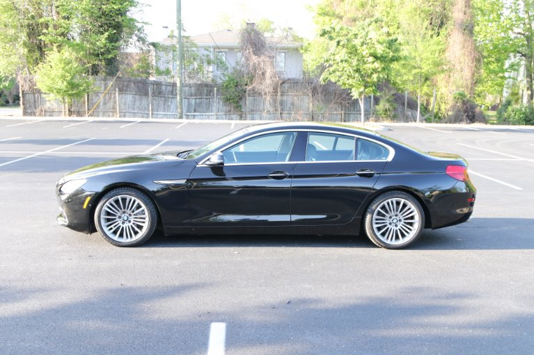 Used 2016 BMW 650i Xdrive GRAND COUPE AWD W/NAV 650i xDrive Gran Coupe for sale Sold at Auto Collection in Murfreesboro TN 37130 7