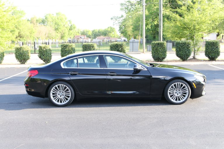 Used 2016 BMW 650i Xdrive GRAND COUPE AWD W/NAV 650i xDrive Gran Coupe for sale Sold at Auto Collection in Murfreesboro TN 37130 8