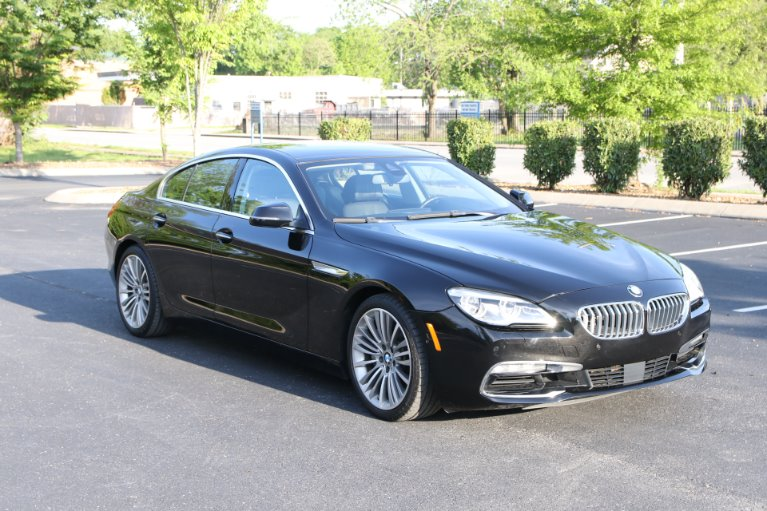 Used 2016 BMW 650i Xdrive GRAND COUPE AWD W/NAV 650i xDrive Gran Coupe for sale Sold at Auto Collection in Murfreesboro TN 37130 1
