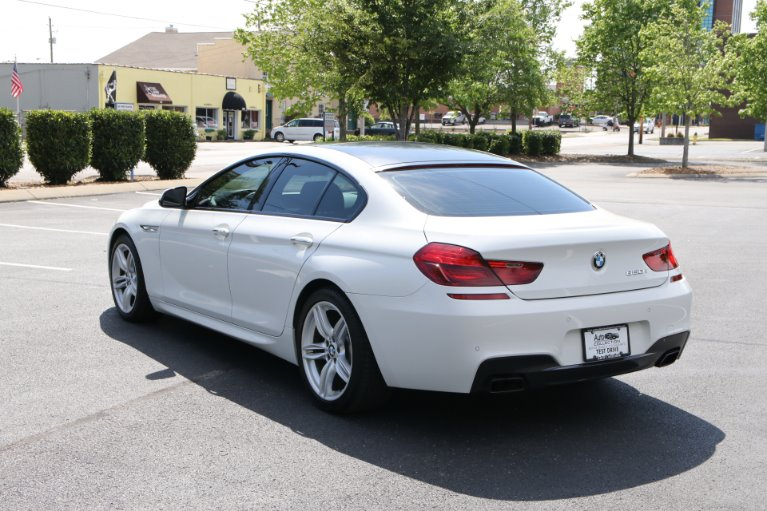 Used 2016 BMW 650I Grand Coupe M Sport RWD W/NAV 650i Gran Coupe for sale Sold at Auto Collection in Murfreesboro TN 37130 4