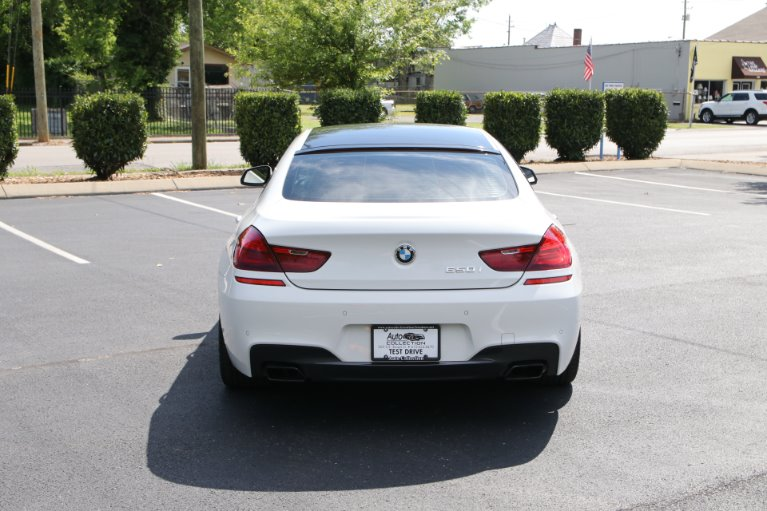 Used 2016 BMW 650I Grand Coupe M Sport RWD W/NAV 650i Gran Coupe for sale Sold at Auto Collection in Murfreesboro TN 37130 6
