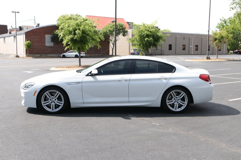 Used 2016 BMW 650I Grand Coupe M Sport RWD W/NAV 650i Gran Coupe for sale Sold at Auto Collection in Murfreesboro TN 37130 7