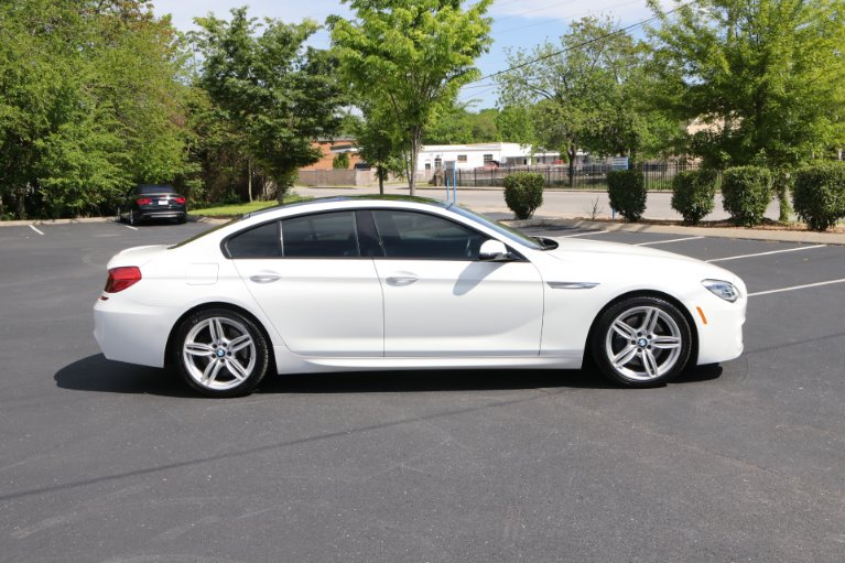 Used 2016 BMW 650I Grand Coupe M Sport RWD W/NAV 650i Gran Coupe for sale Sold at Auto Collection in Murfreesboro TN 37130 8