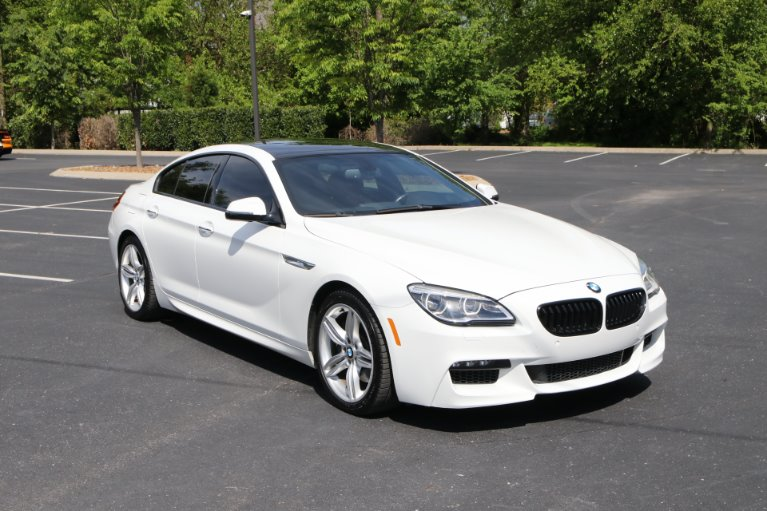 Used 2016 BMW 650I Grand Coupe M Sport RWD W/NAV 650i Gran Coupe for sale Sold at Auto Collection in Murfreesboro TN 37130 1