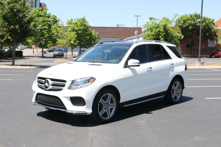 Used 2017 Mercedes-Benz GLE350 SPORT  PKG RWD W/NAV GLE 350 for sale Sold at Auto Collection in Murfreesboro TN 37130 2