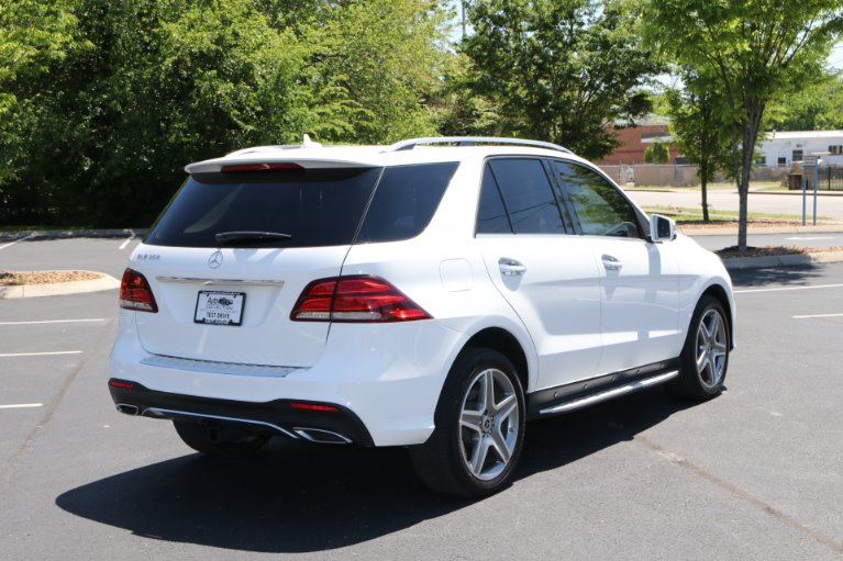 Used 2017 Mercedes-Benz GLE350 SPORT  PKG RWD W/NAV GLE 350 for sale Sold at Auto Collection in Murfreesboro TN 37130 3