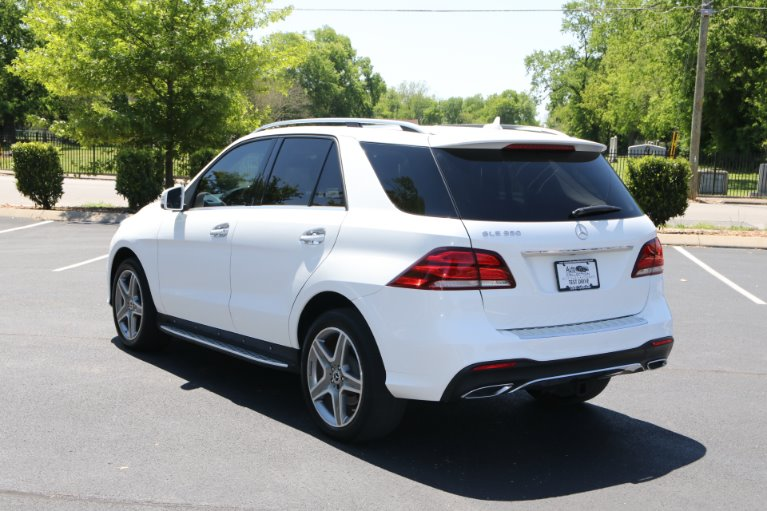 Used 2017 Mercedes-Benz GLE350 SPORT  PKG RWD W/NAV GLE 350 for sale Sold at Auto Collection in Murfreesboro TN 37130 4