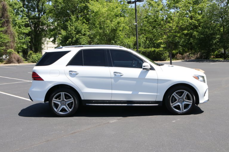 Used 2017 Mercedes-Benz GLE350 SPORT  PKG RWD W/NAV GLE 350 for sale Sold at Auto Collection in Murfreesboro TN 37130 8